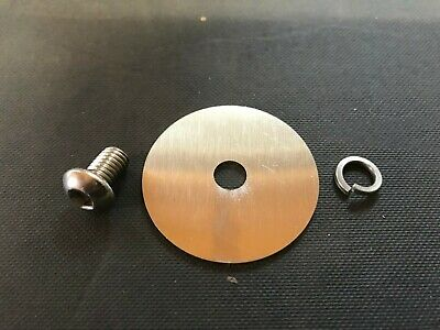 Stainless steel Yamaha rd250lc rd350lc Front wheel spacer