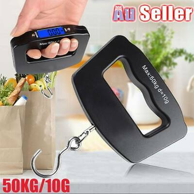 New 0.01-50KG Portable Digital Handheld Suitcase Luggage Weighing express Scales