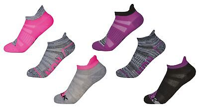 REDTAG Active Girls Multipack Cushioned Sport Trainer Liner Socks