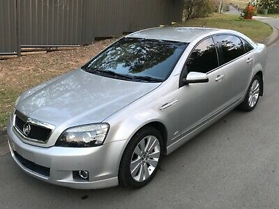 WM  Holden Caprice L98 V8 Auto VE Commodore NO Reserve Suit Mechanic