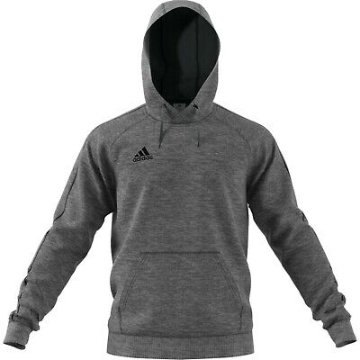 SWEAT SHIRT HOMME Adidas Core 18 Gris Taille L Neuf