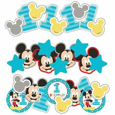 34g of Disney Baby Mickey Mouse ONE Confetti