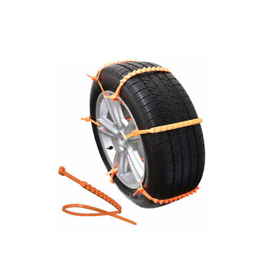 Accessories Vehicles Wheel Ice snow  Antiskid Chain Thickened Beef Tendon Tyre