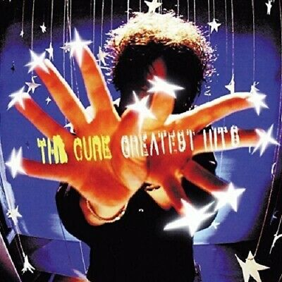 The Cure Greatest Hits CD NEW SEALED Lovecats/Friday I'm In Love/Close To Me+