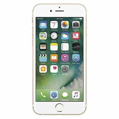 Apple iPhone 6s 32GB Unlocked GSM 4G LTE Dual-Core Phone w/ 12 MP Camera - Gold