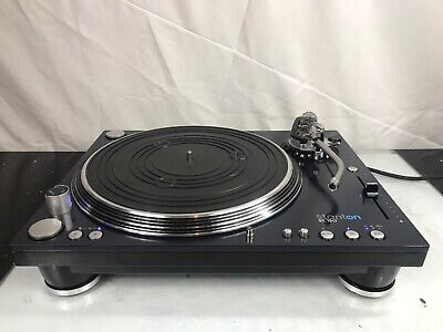 Stanton ST.150 Pro DJ Turntable With Monster Cable Audio & Digital Coaxial Cable