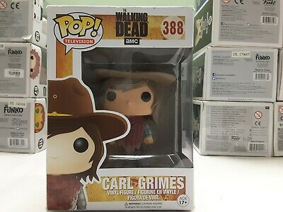 Funko Pop! The Walking Dead - Carl Grimes #388