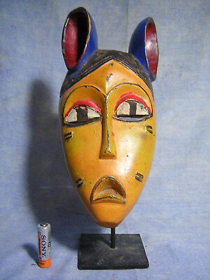 A fine GURO mask *** AFRICANTIC FRANCE *** Old African Tribal Primitive Art