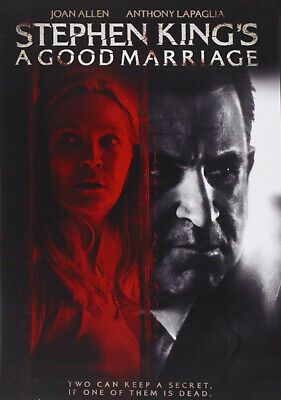 Stephen King's A Good Marriage (DVD) **New**
