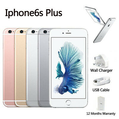 APPLE iPhone 6s Plus (64GB 128G)New Factory Unlocked+ in Sealed Box IOS