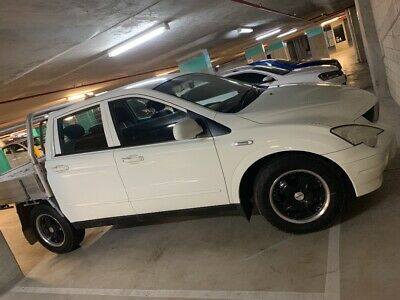 2009 Ssangyong Acton Sports Ute
