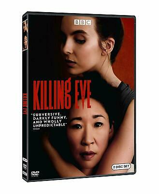 Killing Eve [DVD] Season 1 - Brand New & Sealed - UK Compatible - (24 Hrs Post)