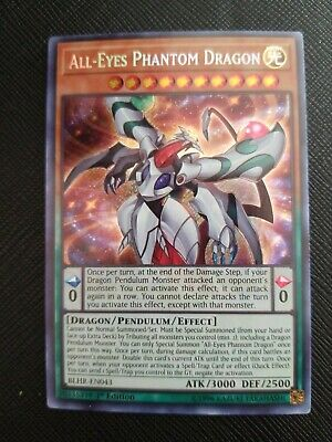 All-Eyes Phantom Dragon - BLHR-EN043 - Secret Rare - 1st Edition | YuGiOh