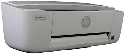 HP DeskJet 3752 Wireless All-in-One Compact Printer New