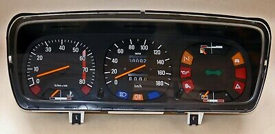 New  and unissued Smiths instrument panel listed for Renault 12T