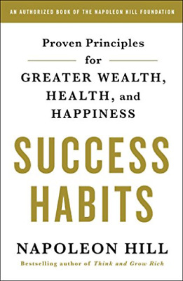 Hill Napoleon-Success Habits BOOK NEW