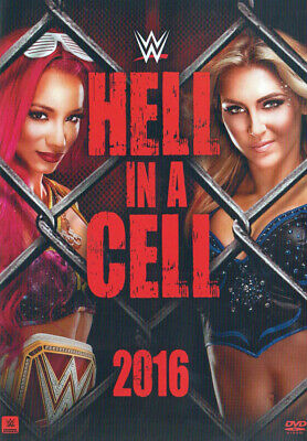 Hell In A Cell 2016 (Wwe) (Dvd)