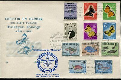 HABANA 608 - 609, C185 - C191, E26 On  COVER  UPTOWN 51006