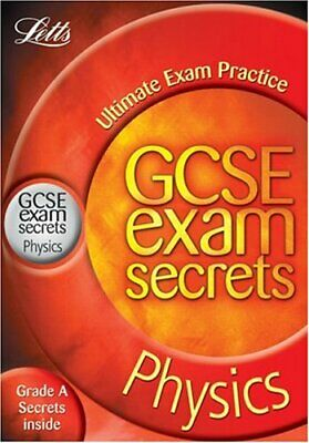 Physics (GCSE Exam Secrets S.) by Booth, Graham Paperback Book The Cheap Fast