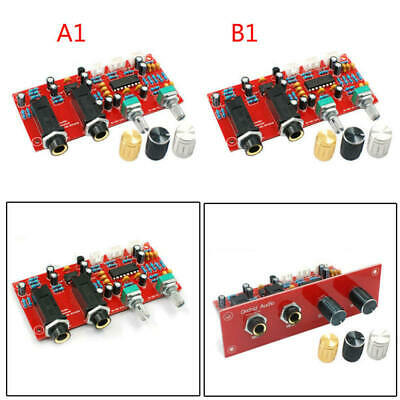 PT2399 Digital microphone amplifier board Karaoke plate reverberator suite K9