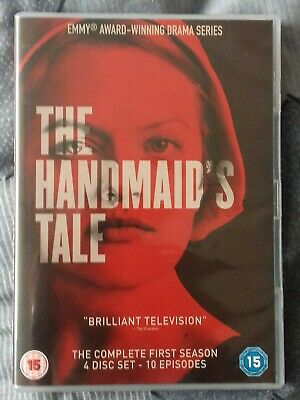 The Handmaids Tale Complete First Season (DVD, 2017)