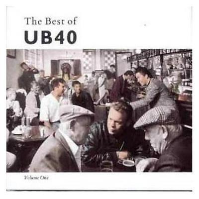 UB40 Best Of Vol.1 CD NEW Red Red Wine/1 In 10/Food For Thought/Cherry Oh Baby+