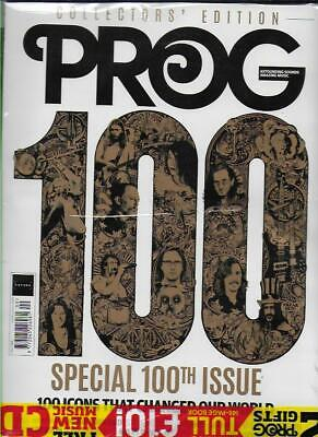 PROG MAGAZINE- Issue 100 (NEW)*Post included to UK/Europe/USA/Canada
