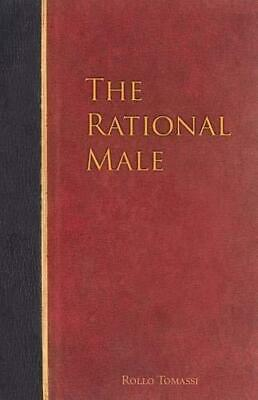 The Rational Male by Rollo Tomassi Paperback NEW Book