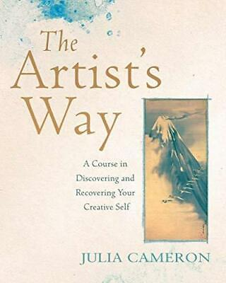 The Artist's Way by Julia Cameron Paperback NEW Book