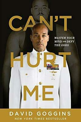 Can't Hurt Me by David Goggins Paperback NEW Book