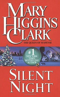Silent Night: A Christmas Suspense Story by Clark, Mary Higgins Book The Cheap