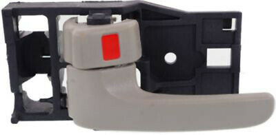For Toyota Avalon Sequoia Tundra Front //Rear Right Gray B4114 Inside Door Handle