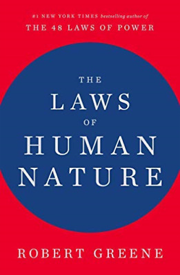 Greene Robert-The Laws Of Human Nature HBOOK NEW