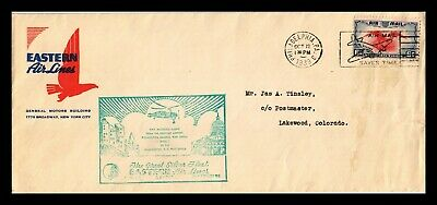 Dr Jim Stamps Us Philadelphia Autogiro First Flight Air Mail Legal Size Cover