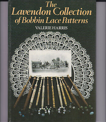 The Lavendeon Collection Of Bobbin Lace Patterns Book