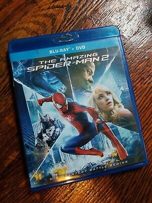 The Amazing Spider-Man 2 (DVD only, 2014, no Digital Copy no bluray