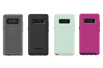 New OEM OtterBox Symmetry Series Case For Samsung Galaxy Note 8
