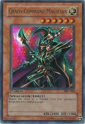 Chaos Command Magician - MFC-068 - Ultra Rare NM Magician's Force Yugioh