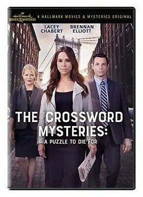 Crossword Mysteries: Puzzle To Die For DVD