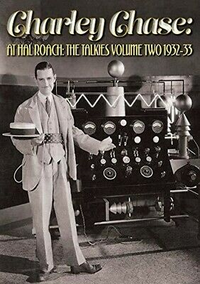 Charley Chase: At Hal Roach: Talkies Volume Two DVD