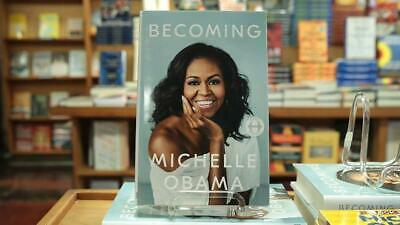 Becoming by Michelle Obama FAST DELIVERY EXCLUSIVE NOW