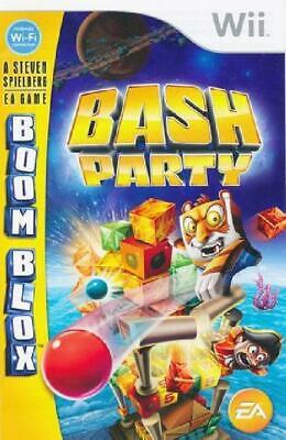 Boom Blox Bash Party Nintendo Wii Complete NM Wii, Video Games