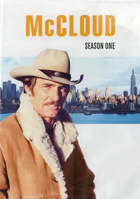 Mccloud - Season One (Keepcase) (Dvd)
