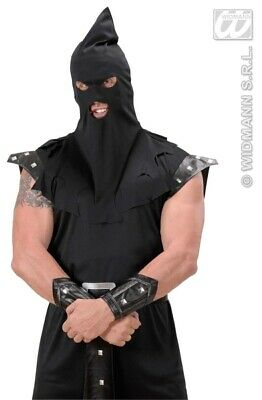 EXECUTIONER HOOD Accessory for Medieval Torture Dungeon Fancy Dress