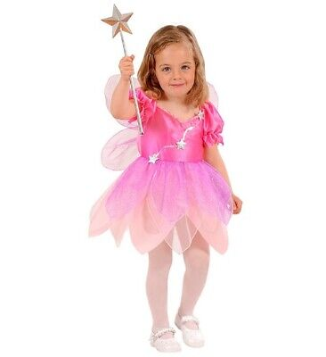 Fairy Faschingsköstüm Childrens Fancy Dress Girl, Size 104 cm, 2-3 Years Old