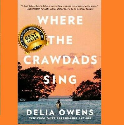 🍁Where the Crawdads Sing🍁 by Delia Owens 💥Best SELING BOOK💥 (PDF)