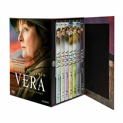 Vera Complete TV Series Seasons 1-7 1 2 3 4 5 6 7 DVD BOX SET  BRAND NEW