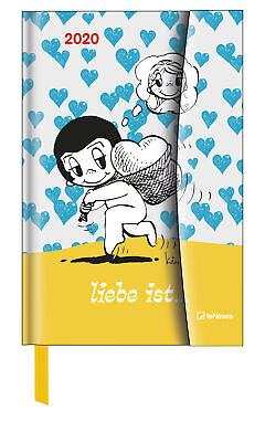 Liebe ist... 2020 Magneto Diary