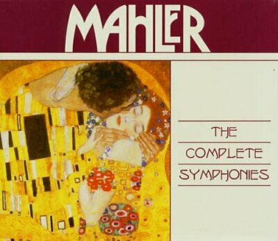Mahler: The Complete Symphonies -  CD 5IVG The Cheap Fast Free Post The Cheap