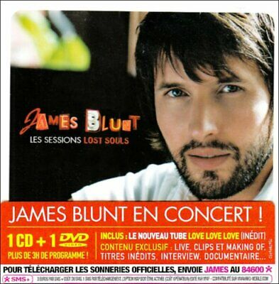 Blunt, James - Les Sessions Lost Souls (W/Dvd) - Blunt, James CD BIVG The Cheap
